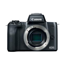 Aparat foto Mirrorless Canon EOS M50, 24.1MP, Black + Obiectiv EF-M 18-150 IS STM