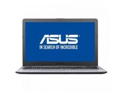 Laptop ASUS VivoBook Max F542UN-DM153, Intel Core i7-8550U, 15.6inch, RAM 8GB, HDD 500GB + SSD 128GB, nVidia GeForce MX150 4GB, Endless OS, Dark Grey