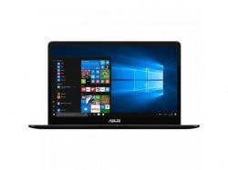 Ultrabook ASUS ZenBook Pro UX550VD-BN046T, Intel Core i7-7700HQ, 15.6inch, RAM 8GB, SSD 256GB, nVidia GeForce GTX 1050 4GB, Windows 10, Matte Black