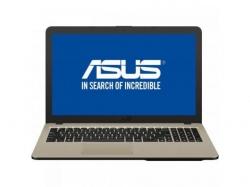 Laptop ASUS VivoBook 15 X540NA-GO067, Intel Celeron Dual-Core N3350, 15.6inch, RAM 4GB, HDD 500GB, Intel HD Graphics 500, Endless OS, Chocolate Black