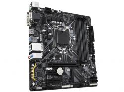 Placa de baza GIGABYTE B365M DS3H, Intel B365, Socket 1151 v2, mATX