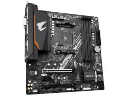 Placa de baza GIGABYTE B550M Aorus Elite, AMD B550, socket AM4, mATX