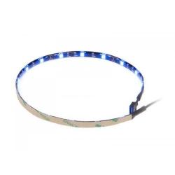 Banda LED Akasa VegasM Magnetic LED, 0.50m, Blue