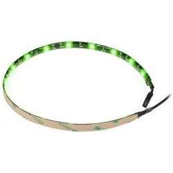 Banda LED Akasa VegasM Magnetic LED, 0.50m, Green