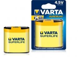 Baterie 4.5V 2012 Varta Superlife BAT-3R12-SL-BL-VAR