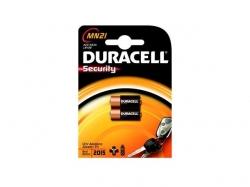 Baterie alcalina 12V Duracell MN21 V23GA LR23 LRV08 Duracell BAT-LR23A-BL2-DUR
