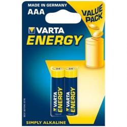 Baterie alcalina Varta R3 VARTA-4103/E/2B pret pe blister