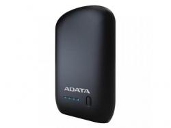 Baterie portabila ADATA P10050, 10050mAh, 2x USB, Black
