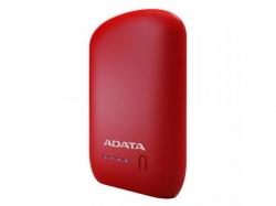 Baterie portabila ADATA P10050, 10050mAh, 2x USB, Red