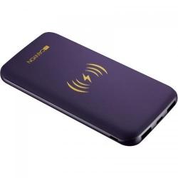 Baterie portabila Canyon CNS-TPBW8P, 8000mAh, 2x USB, 1x USB-C, 2A, Purple