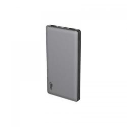 Baterie portabila Hame P50C QC3, 10000mAh, 2x USB, 1x USB-C, Black - Grey