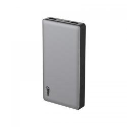 Baterie portabila Hame P51D QC3, 15000mAh, 2x USB, 1x USB-C, Black - Grey