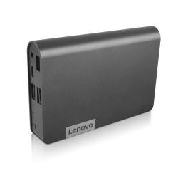 Baterie portabila Lenovo, 14000mAh, 1xUSB-C/2xUSB-A, Black