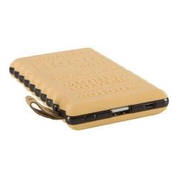 Baterie portabila Serioux Cracker, 8000mAh, 1x USB, Cream