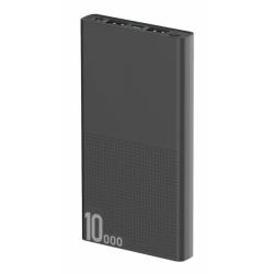 Baterie portabila Serioux SRXPB-A10K-B, 10.000mAh, 2x USB, Black