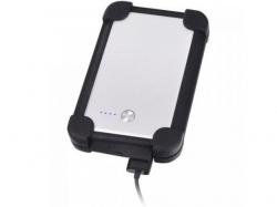 Baterie portabila Thermaltake LUXA2 P1, 7000mAh, 2x USB, Black-Silver
