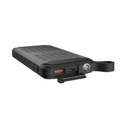 Baterie portabila Trust Hyke, 10.000mAh, 1x USB, Black