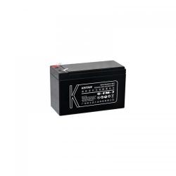 Baterie UPS Kstar 6-FM-7 12V 7Ah
