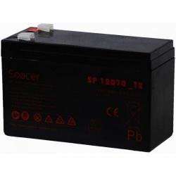 Baterie UPS Spacer SP-BAT-12V7AH-R, 12V/7A