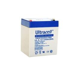 BATTERY 12V 5AH/UL5-12 ULTRACELL