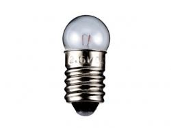 Bec E10 12V 0.1A glob L-3624-IND