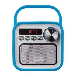 Boxa portabila Serioux Joy Bluetooth, Blue
