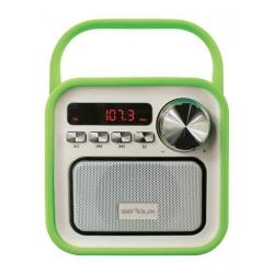 Boxa portabila Serioux Joy Bluetooth, Green