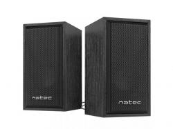 Boxa Natec Panther, USB/3.5mm, Black