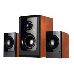 Boxe 2.1 Serioux SoundBoost HT2100C Wood