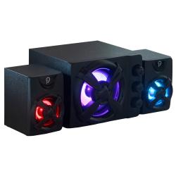 Boxe 2.1 Spacer SPB-THUNDER, Black