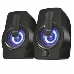 Boxe Trust Gemi RGB 2.0, Black