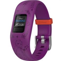 Bratara fitness Garmin Vivofit Jr. 2 Frozen Anna, Purple