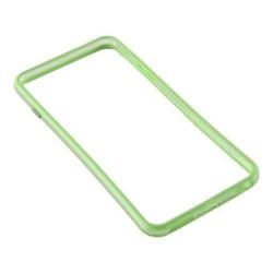 Bumper silicon Serioux pentru iPhone 6/6S, Lime