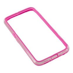 Bumper silicon Serioux pentru Samsung Galaxy S6, Pink