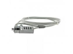 Cablu antifurt pentru laptopuri LOCK-CL/1.5-4W-BL