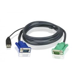 Cablu Aten KVM USB 2L-5202U