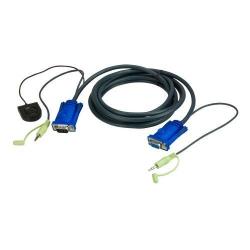 Cablu ATEN KVM VGA 2L-5205B, 5m