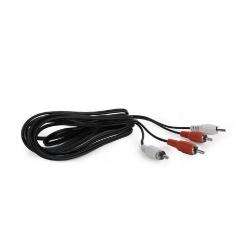Cablu audio Gembird, 1x RCA - 1x RCA, 1.8 m