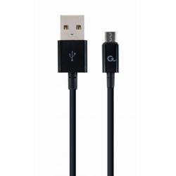 Cablu de date Gembird, USB - micro USB, 2m, Black