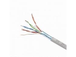 Cablu de retea Gembird FTP, Cat.5e, 100m, Gray