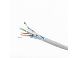 Cablu de retea Gembird, UTP, Cat.5e, 305m, Grey