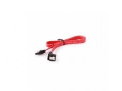 Cablu Gembird, SATA-III - SATA-III, 0.3m, Red