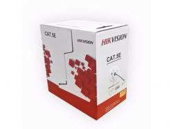 Cablu Hikvision DS-1LN5E-S, U/UTP, Cat. 5E, 305m