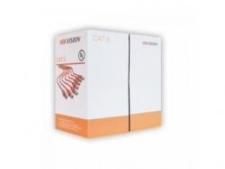 Cablu Hikvision DS-1LN6-UU, U/UTP, CAT.6, 305m