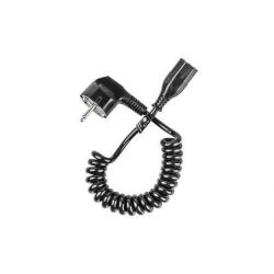 Cablu Natec NKA-0844, 2.5m, Black
