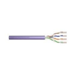 Cablu retea Digitus DK-1611-V-305-1, UTP, CAT6, 305mm, Purple