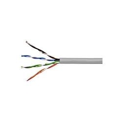 Cablu Schrack UTP Cat/5E U/UTP 4x2xAWG24/1 Gri PVC Box, Cupru, Rola 305m