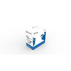Cablu Hikvision DS-1LN5E-E/E, UTP, Cat 5e, 305m