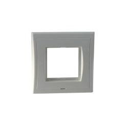 Cadru Nexans N200.050 45x45 alb