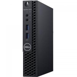 Calculator DELL OptiPlex 3070 MFF, Intel Core i3-9100T, RAM 8GB, SSD 256GB, Intel UHD Graphics 630, Linux